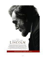 lincoln - Babylon Kino