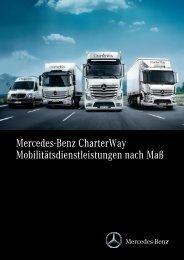 Beileger transport logistic 2013 - Mercedes-Benz Deutschland