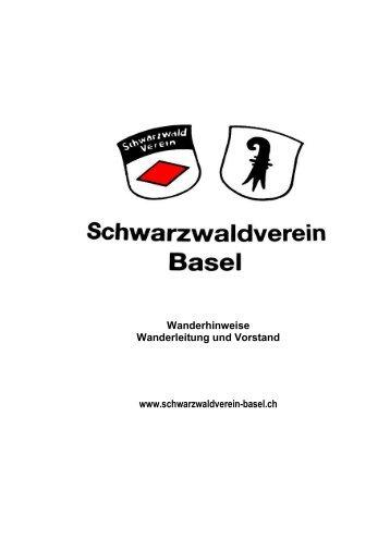"Druckversion im ""Pdf-Format"" - Schwarzwaldverein Basel"