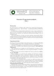 Informatik IV - next-internet.com