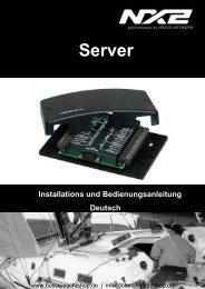 Server - Busse Yachtshop