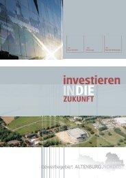 investieren - Altenburg Nordost