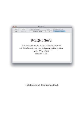 Handbuch 1.8 006.indd - MacFrakturix