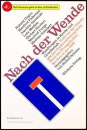 Rudolf Schulze Nach der Wende