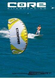 Kite Handbuch - CORE kiteboarding