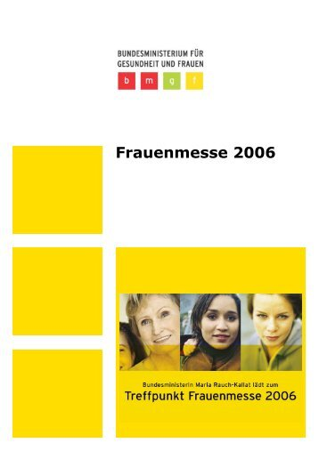 Frauenmesse 2006