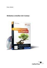 2 Schnelldurchlauf: So funktioniert Contao - Websites erstellen mit ...