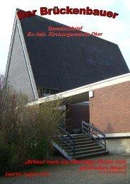 Juni13.pdf, Seiten 1-56 - Kirchengemeinde Oker