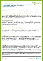 Beratungssalon für Schülerfirmen - kobra.net