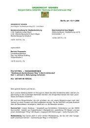 BI beantragt bauaufsichtliche Prüfung - khd-research