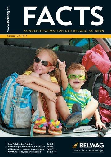 Laden Sie Facts Frühling 2013 als PDF (3.59MB) - Belwag AG Bern