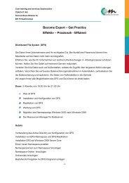 DFS Inhalte - Mannheim - Com training and services