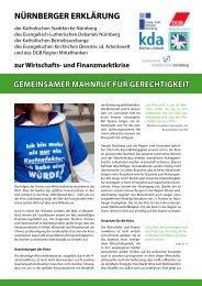 NürNberger erkläruNg - denk-doch-mal.de