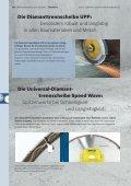 Diamanttrennen und -schleifen - Bosch Elektrowerkzeuge - Seite 4