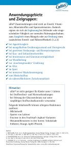 Zusatznahrung Produktinfo fuer Konsumenten ... - RCS Pro GmbH - Seite 5