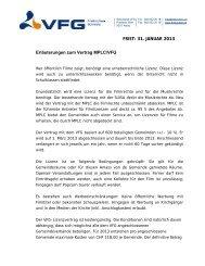 Erläuterungen zum Vertrag - Verband Evangelischer Freikirchen ...