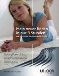 Zeitgemäß & attraktiv - Parkett und Bodenbeläge Strub - Page 2