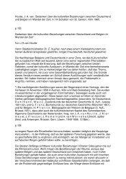 Houtte_Gedanken ueber die kulturellen Beziehungen zwischen ...