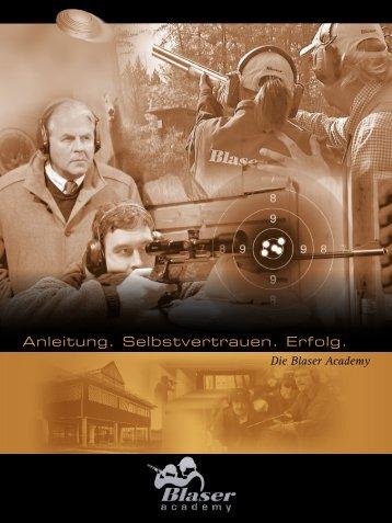 Deutsch - Blaser Jagdwaffen