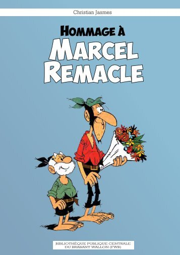 MARCEL REMACLE - Escapages