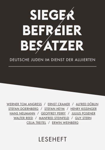 Broschüre - AlliiertenMuseum