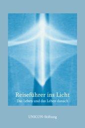 Reiseführer ins Licht - UNICON-Stiftung