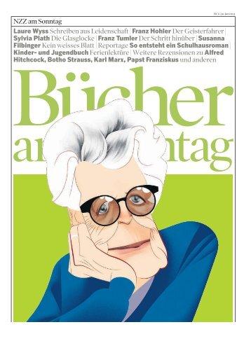 Bücher am Sonntag - Neue Zürcher Zeitung