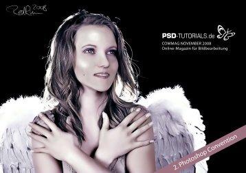 2. Photoshop Convention - PSD-Tutorials.de