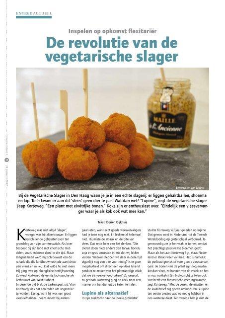 Horeca Entree - de Vegetarische Slager
