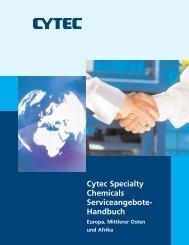 Handbuch - CYTEC Industries