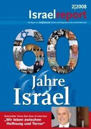 Israelreport 2|2008 - Israelnetz