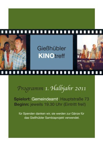 Kinofolder 1.Halbjahr 2011 indd - Die Grünen