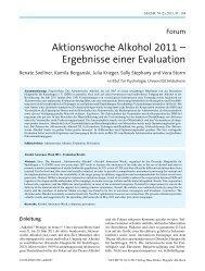 Aktionswoche Alkohol 2011 - Deutsche Hauptstelle für Suchtfragen ...