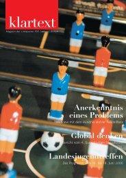 klartext 02/2006 - PDS Sachsen-Anhalt