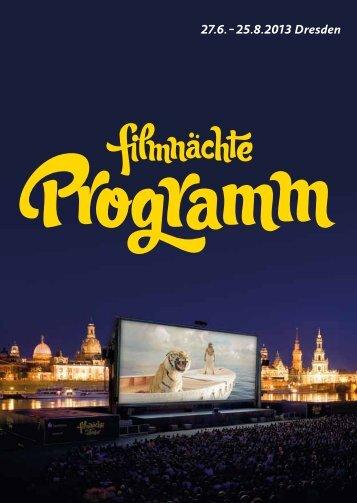 Programm - Filmnächte
