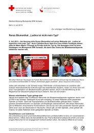 """Renzo Blumenthal: """"Ladina ist nicht mein Typ!"""" - Schweizerisches ..."""