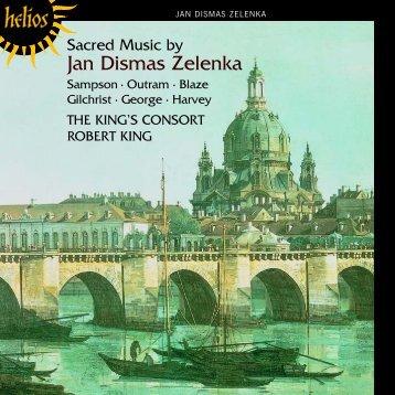 Zelenka: Sacred Music - Abeille Musique