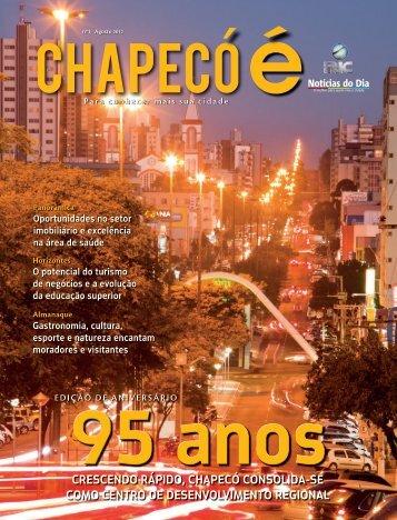 CHAPECÓ - Notícias do Dia Online