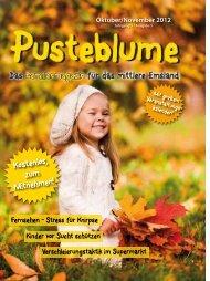 Kostenlos, zum Mitnehmen! - Pusteblume Verlag