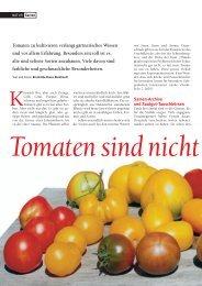 16-21 Tomaten - Natürlich