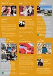 PDF-Programm Dezember 2012 - Buchheim Museum der Phantasie