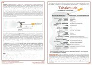 Faltblatt Tabakrauch-Schadstoffe (pdf, 225 KB) - LIS - Bremen