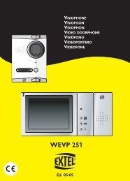 Manuel VP 251-V5.qxd - Maisonic