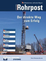 Nr. 8 06/2004 - PPS Pipeline Systems GmbH