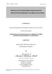 """""""Entwicklung und Umsetzung eines Leitfadens ... - Biogasregister.de"""