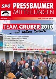 Zeitung-12-2009 - WordPress – www.wordpress.com