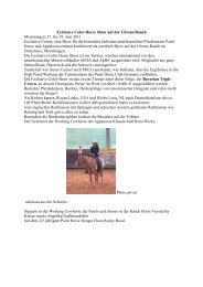 Exclusive Color Horse Show auf der Chrom-Ranch ... - Wittelsbuerger