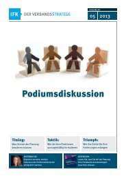 """Podiumsdiskussion"" zum Downloaden - IFK Berlin"