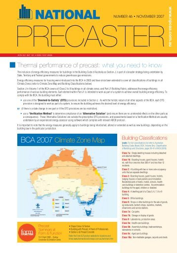 Precaster 46 November 2007 - National Precast Concrete ...