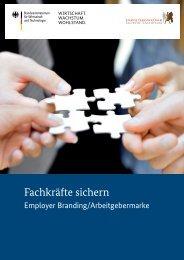 Employer Branding - Kompetenzzentrum Fachkräftesicherung